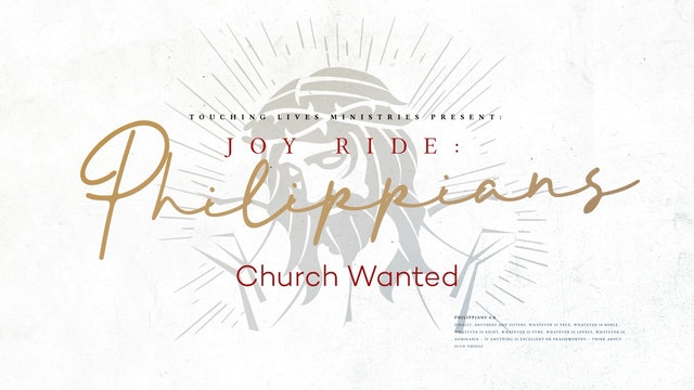 Church Wanted - October 18, 2020