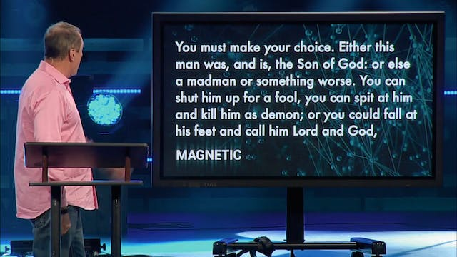 Magnetic Personality - November 13, 2016