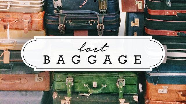 Sermon Booklet - Lost Baggage