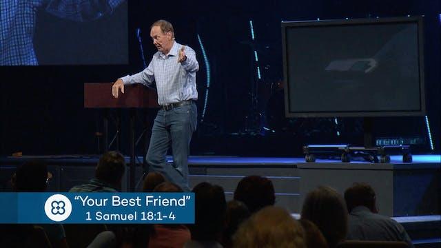 Your Best Friend - June 21, 2020