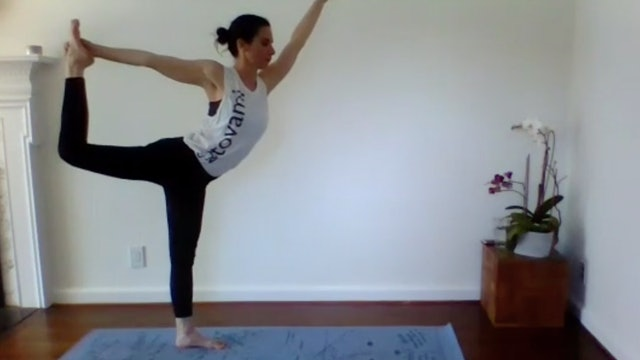 Katonah Flow with Melanie Hyman-Tilles (4/6/20)