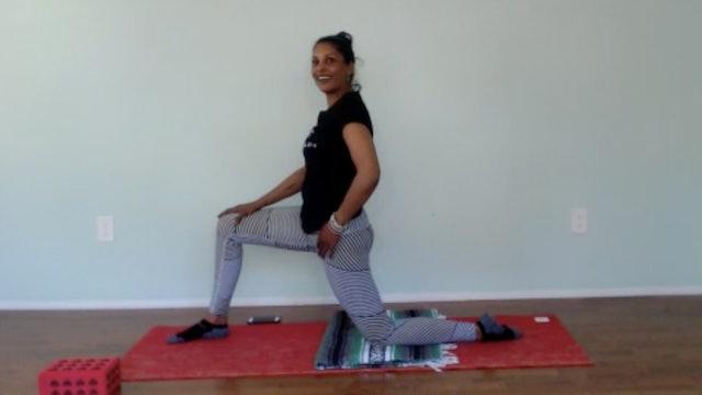 Soulful Yoga Flow with Michelle Ganpat (5/26/20)