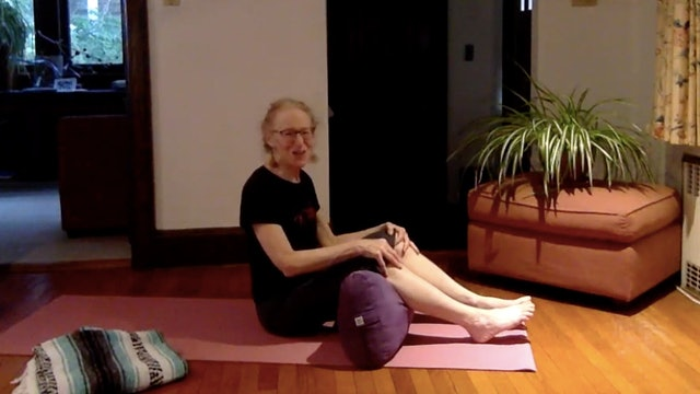 Restorative Yoga with Laurie Bartels