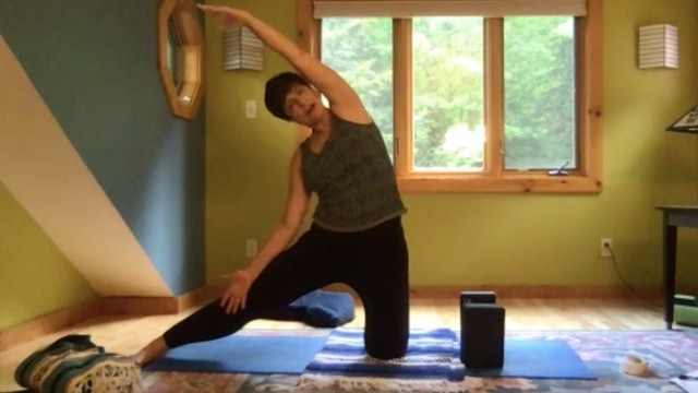 Gentle/Kriplau Style Yoga with Stephanie Petrillo-Gould (6/3/20)