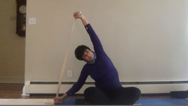 Gentle Kripalu Yoga with Stephanie Petrillo-Gould (5/8/20)