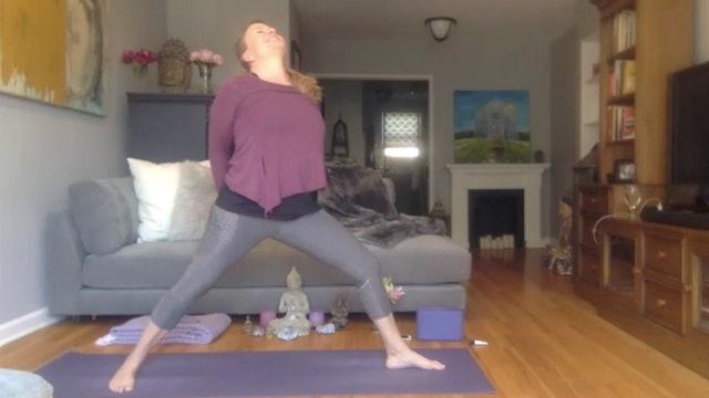 Vinyasa Flow with Liz Carr (5/13/20)