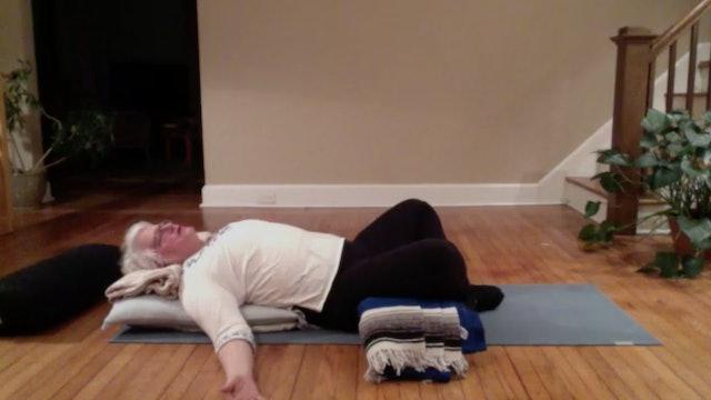 Restorative Yoga with Darcy Bowman (5/7/20)