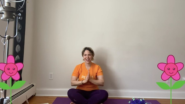 Yoga & Mindfulness Class with Kira Nichols from Budding Buddhas