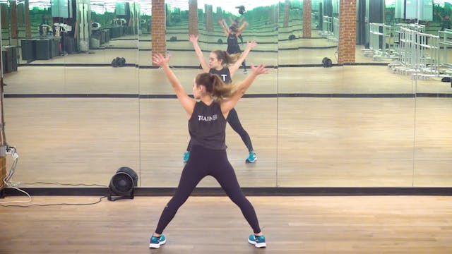 Low Impact Dance Cardio with Olivia F...
