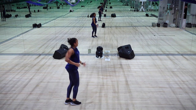 caTApult Cardio with Courtney April 2019