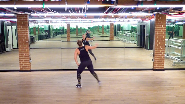 Low Impact Dance Cardio with Shanee July 2020