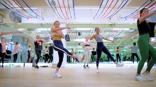 Bonus Dance Cardio with Tracy 11.27.19 Front Angle