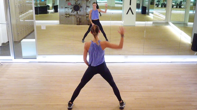 Low Impact Dance Cardio with Anneclaire December 2019