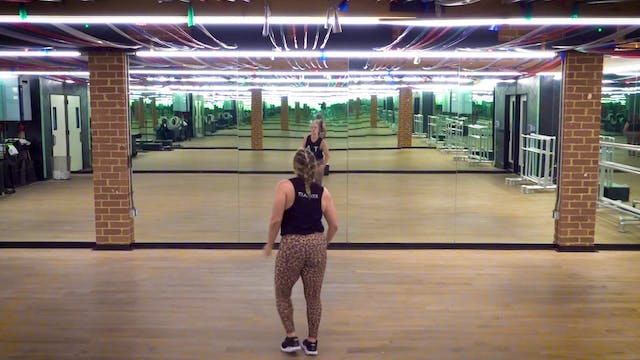 Low Impact Dance Cardio with Shanee M...