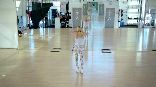 Low Impact Dance Cardio with Tracy Ju...