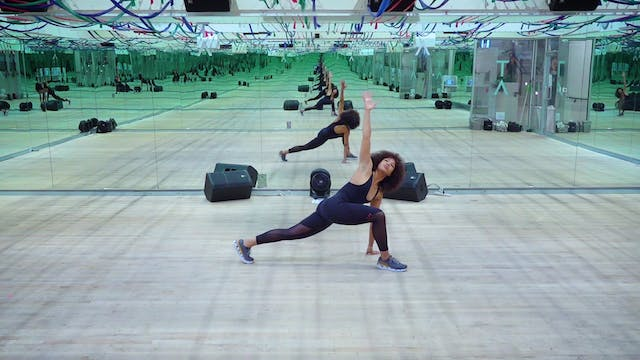 caTApult Cardio with LaShonna Septemb...