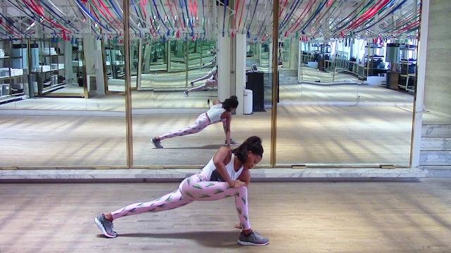 Low Impact Dance Cardio with Zerita April 2019