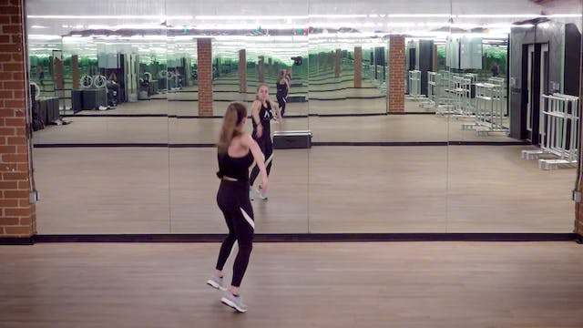 Low Impact Dance Cardio with Olivia A...
