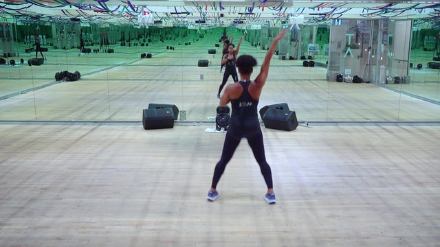 caTAlyst Cardio with Courtney September 2019
