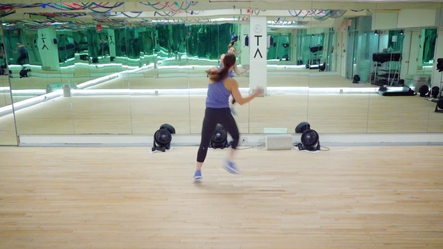 Low Impact Dance Cardio with Maria D. March 2020