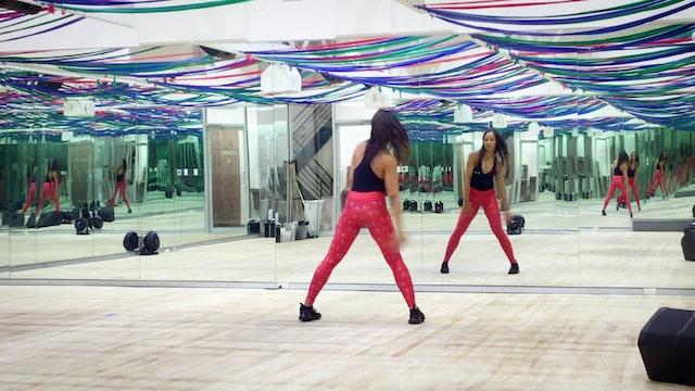 Low Impact Dance Cardio with LaShonna April 2019