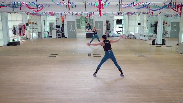 Low Impact Dance Cardio with Krystal June 2020
