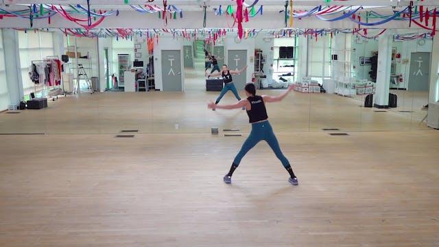 Low Impact Dance Cardio with Krystal ...
