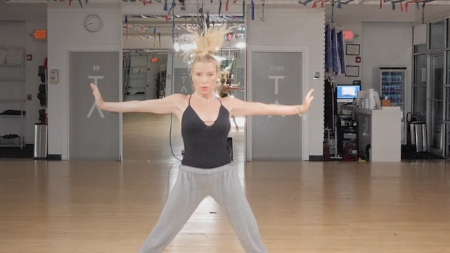 Dance Cardio with Tracy - July