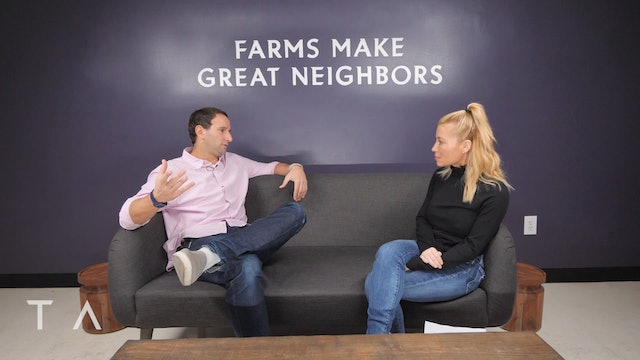 Fireside Talk with Irving Fain, CEO and Co-Founder of Bowery Farming