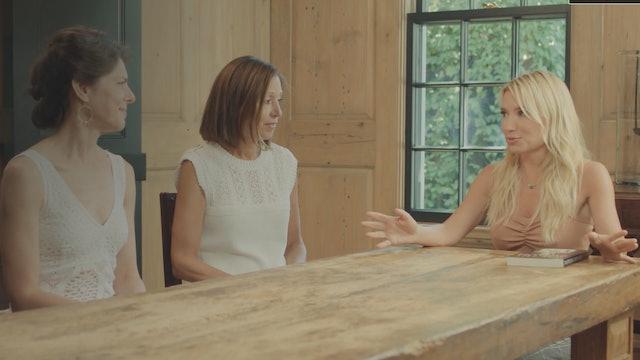 Fireside Talk featuring Erin Isikoff and Suri Kasirer
