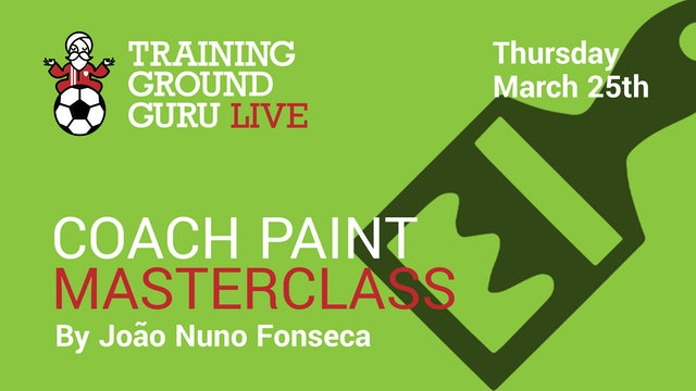 Coach Paint Masterclass