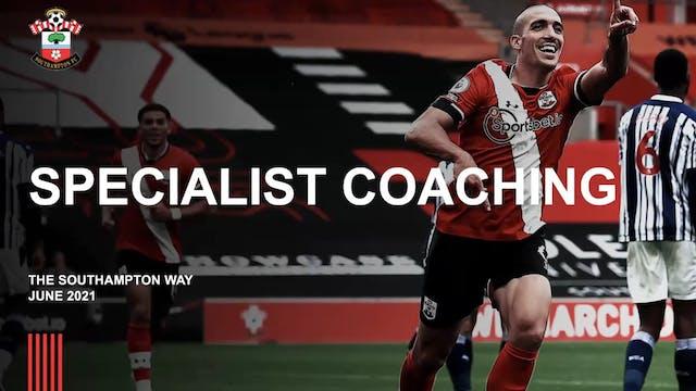 Matt Crocker: Individual development the Southampton way
