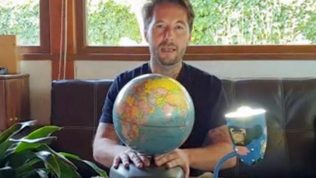 1ºPrim. CCSS. Movimientos de la Tierra y la Luna. Vídeo