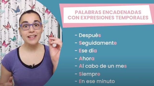 2ºPrim. Lengua. Expresiones temporale...