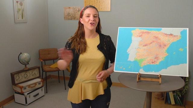 6ºPrim. CCSS. Principales ríos de España 2. Vídeo