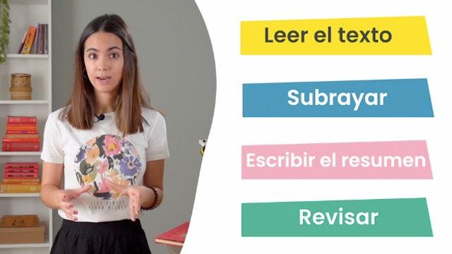 5ºPrim. Lengua. Resumir texto con las ideas principales. Vídeo