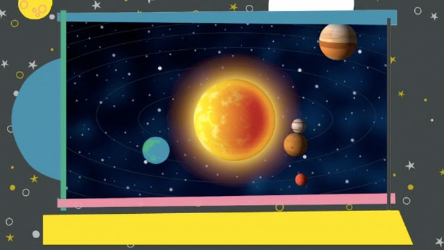 1ºPrim.CCSS. El sol como centro del Sistema Solar. Vídeo
