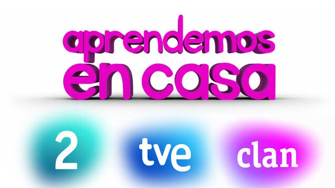 Retos del programa de televisión Aprendemos en Casa (COVID)