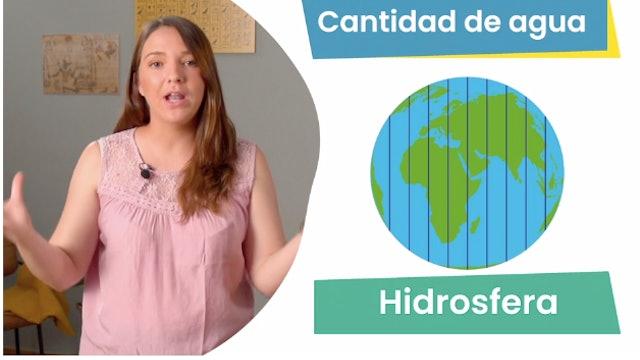 1ºPrim. CCSS. Agua en la Tierra. Vídeo