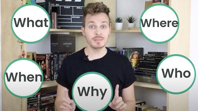 1ºPrim. Inglés. Interrogación Wh-Questions. Vídeo