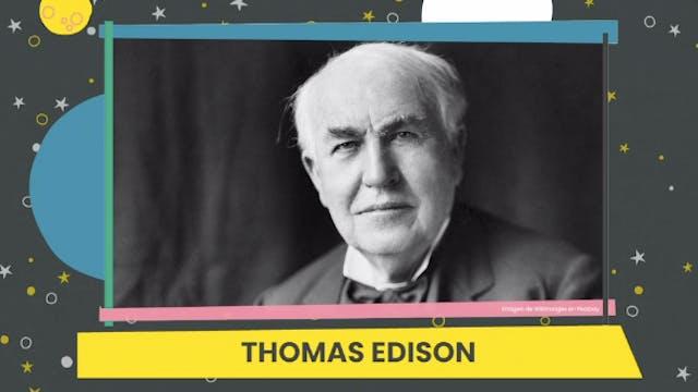 5ºPrim. CCNN. Thomas Edison. Vídeo