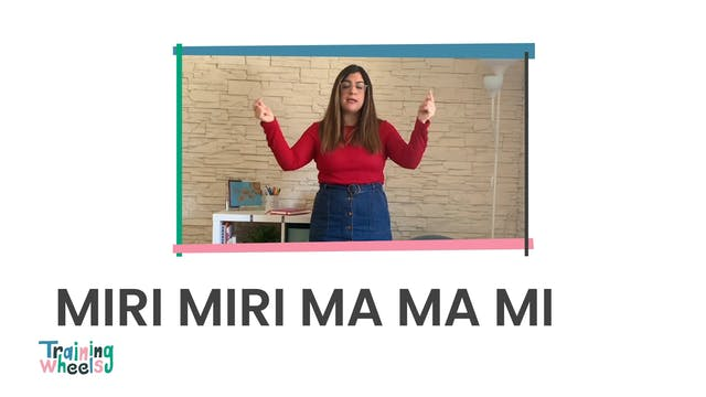 Reto Miri ma_música. De 10 a 12 años