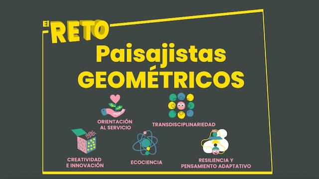 Reto: Paisajes geométricos