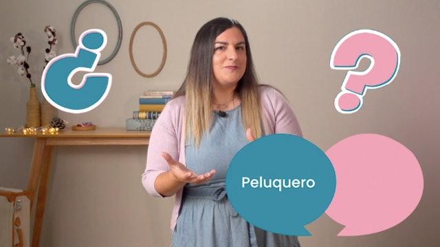 2ºPrim. Lengua. Femenino y plural de nombres y adjetivos. Vídeo