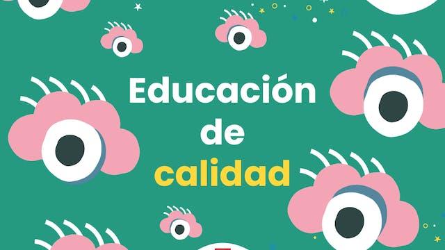 Proyecto ODS N4º Educación de Calidad