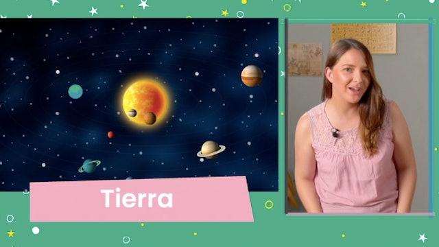 2ºPrim. CCSS. Sol y planetas. Vídeo