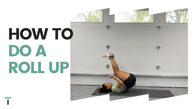 How to do a roll up