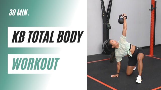 30 min. KB total body