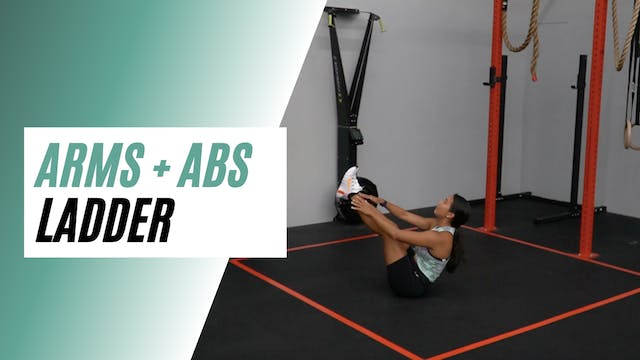 Arms + Abs Bodyweight Ladder