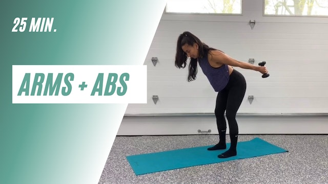 24 min. Arms & Abs